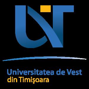 Logo-ul Universității de Vest din Timișoara